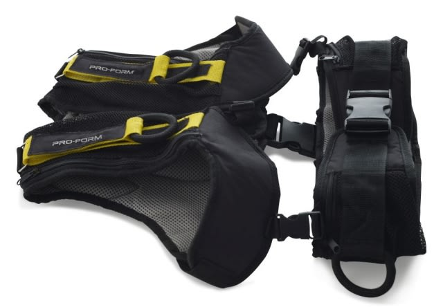 Proform Adjustable Weighted Vest gallery image 3