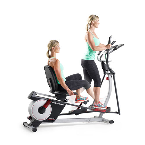 Destockage Fitness Elliptique Hybrid trainer pro  gallery image 3