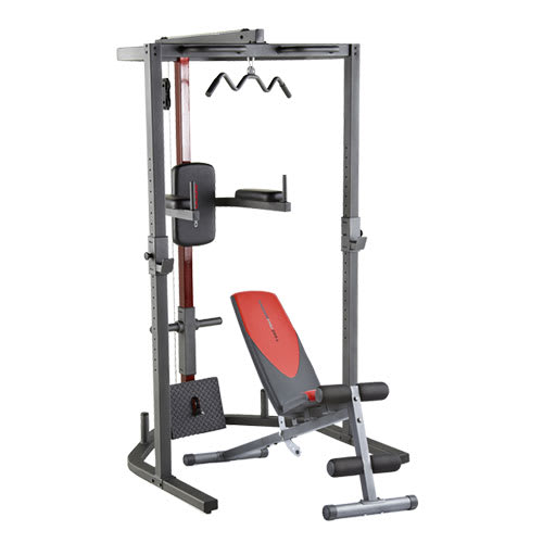 Destockage Fitness Pack Pro Power rack + Pro 255 L Musculation