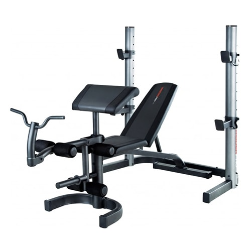 Destockage Fitness Banc de musculation Pro 490 DC Musculation