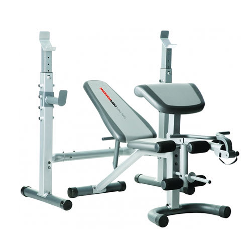 Destockage Fitness Musculation Weider Pro 290