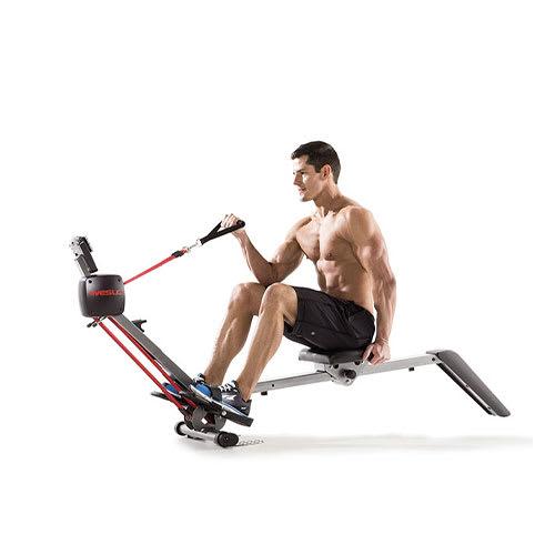 Destockage Fitness Rameur Weslo Flex Rower 3.0  gallery image 5