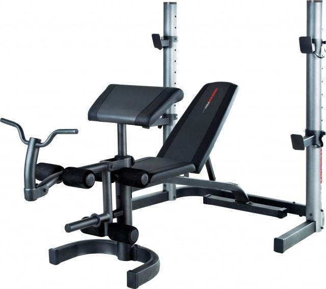 Destockage Fitness Musculation Banc de musculation Pro 490 DC