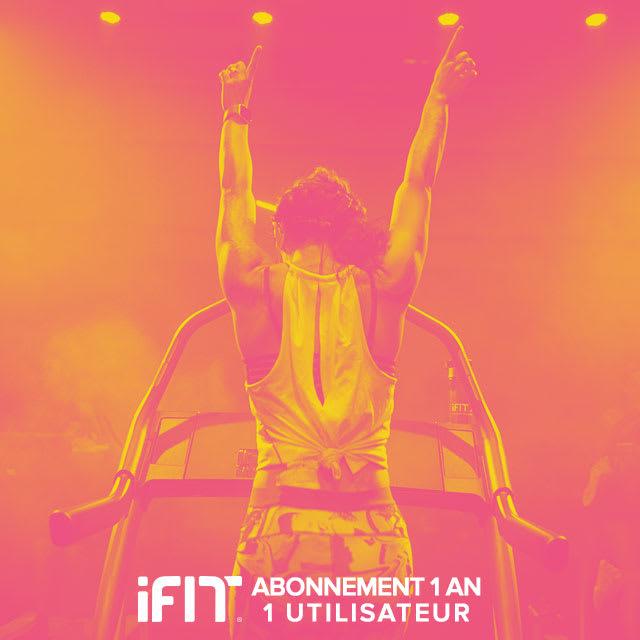 Destockage Fitness Accessoires Abonnement iFit 1 an