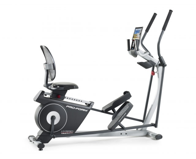Destockage Fitness Elliptique Hybrid trainer
