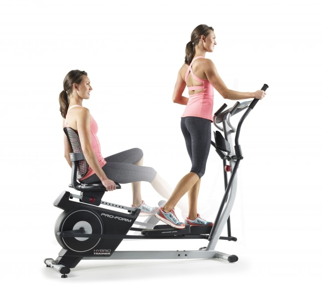 Destockage Fitness Elliptique Hybrid trainer  gallery image 4