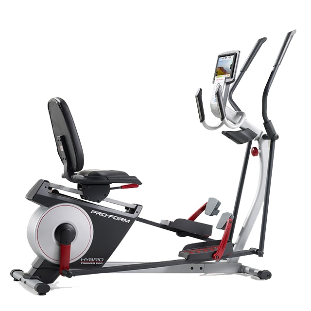 Destockage Fitness Elliptique Hybrid trainer pro