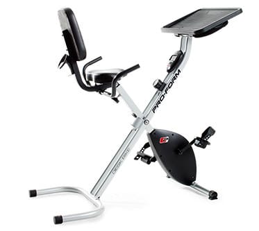 Workout Warehouse ProForm Desk Bike Exercise Bikes