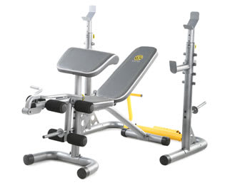 Workout Warehouse Gold's Gym XRS 20 Strength Training Gold's Gym XRS 20