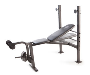 Workout Warehouse Gold's Gym XR 6.1 Bench Strength Training Gold's Gym XR 6.1 Bench