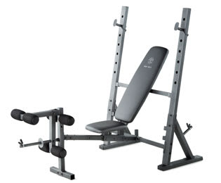 Workout Warehouse Gold's Gym XR 10.1 Bench Strength Training Gold's Gym XR 10.1 Bench