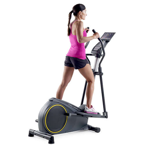 Workout Warehouse Ellipticals Gold's Gym Stride Trainer 350i  gallery image 3