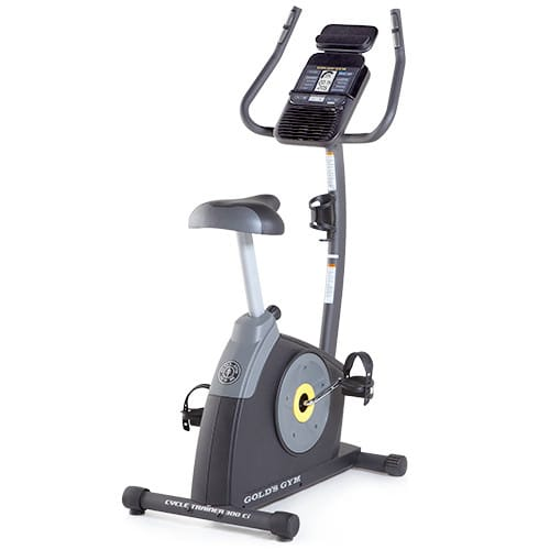 Workout Warehouse Exercise Bikes Gold's Gym Trainer 300 Ci