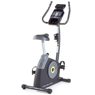 Workout Warehouse Gold's Gym Trainer 300 Ci Exercise Bikes Gold's Gym Trainer 300 Ci