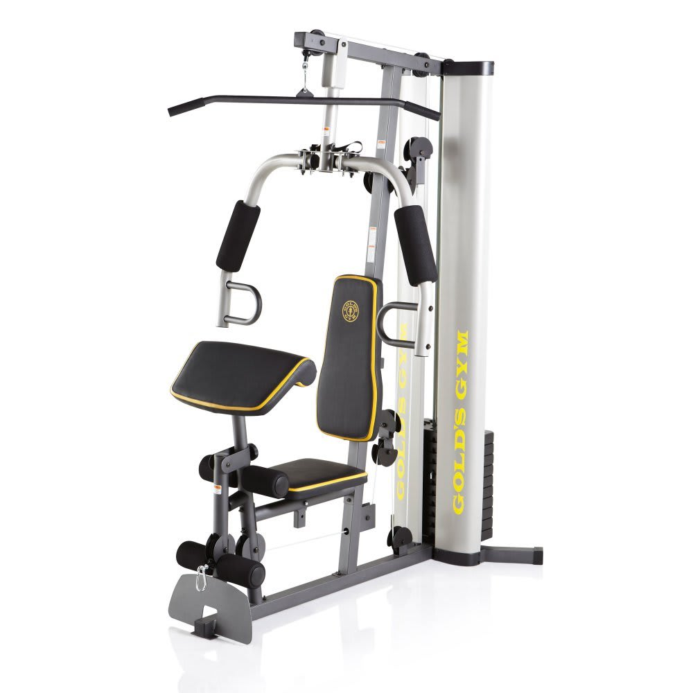 Workout Warehouse Strength Training Gold's Gym XRS 55 System