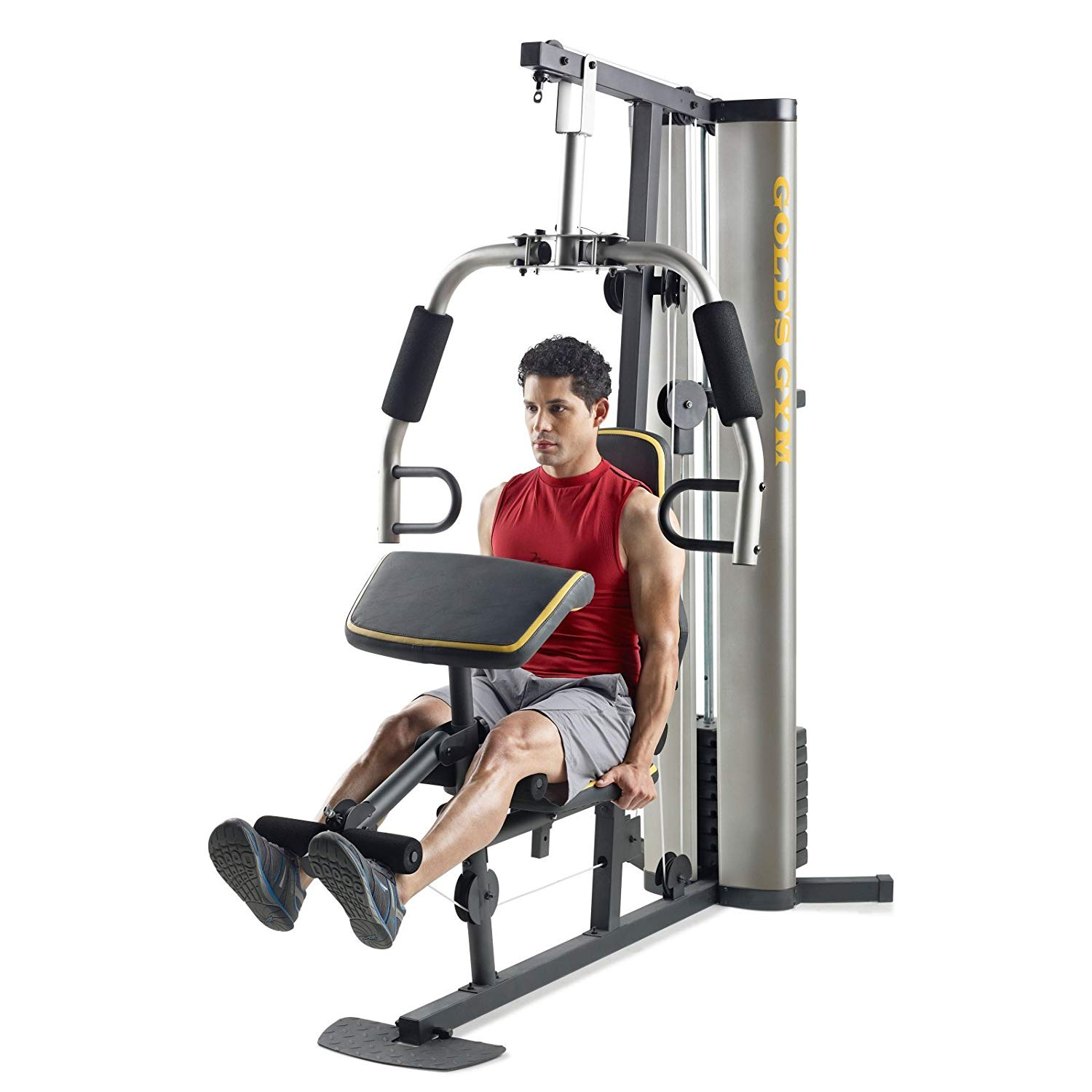 Workout Warehouse Strength Training Gold's Gym XRS 55 System  gallery image 3