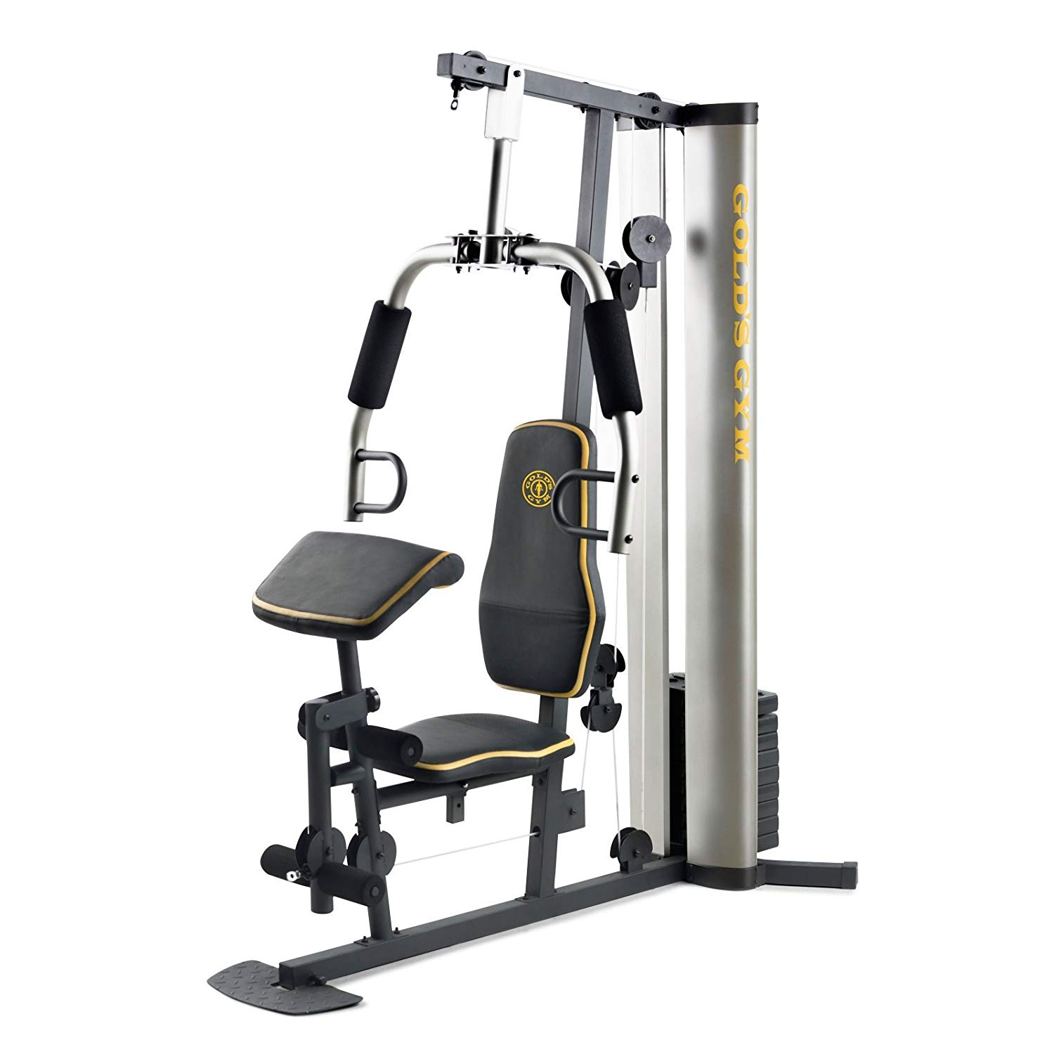 Workout Warehouse Strength Training Gold's Gym XRS 55 System  gallery image 5