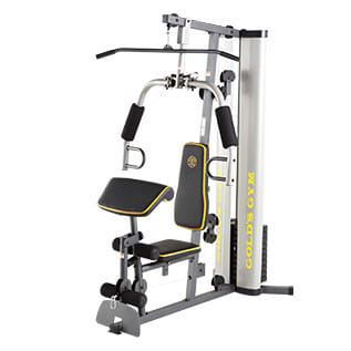 Workout Warehouse Gold's Gym XRS 55 System Strength Training Gold's Gym XRS 55 System