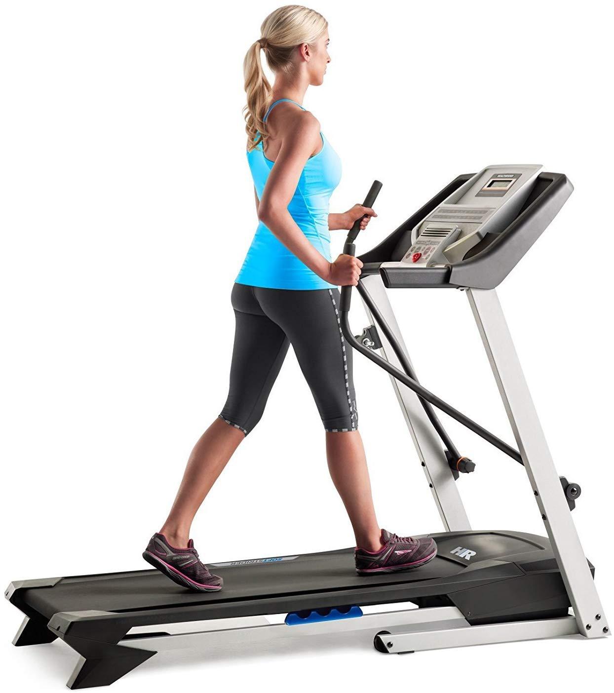 Workout Warehouse Treadmills HealthRider SoftStrider Treadmill  gallery image 3