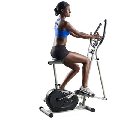 Workout Warehouse Weslo Momentum G 3.2 Exercise Bike Exercise Bikes
