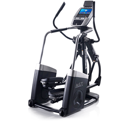 Workout Warehouse NordicTrack A.C.T. Commercial 10 Ellipticals