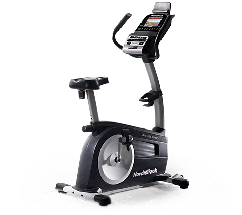 Workout Warehouse Exercise Bikes NordicTrack GX 4.6 Pro