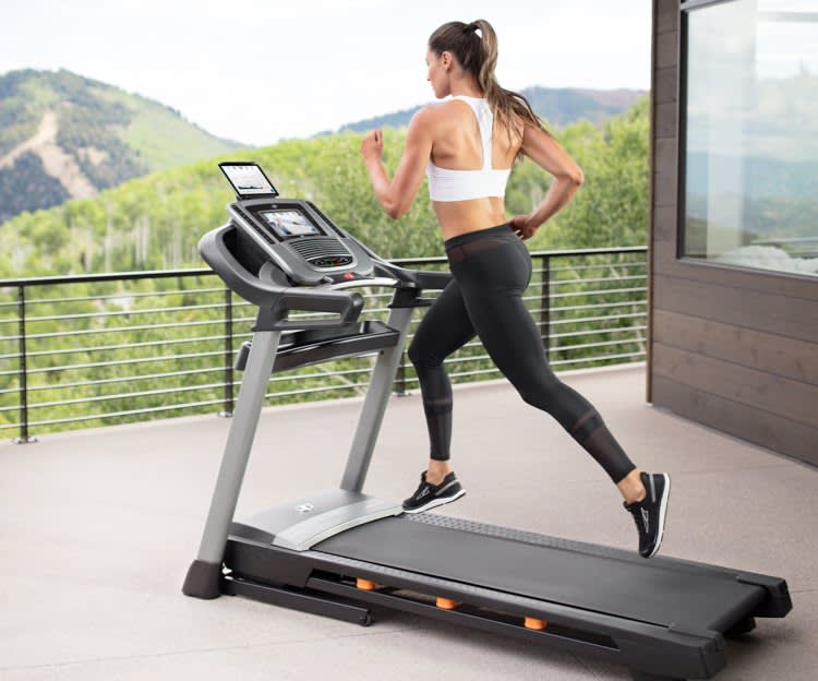 Workout Warehouse Treadmills NordicTrack C 1650  gallery image 3