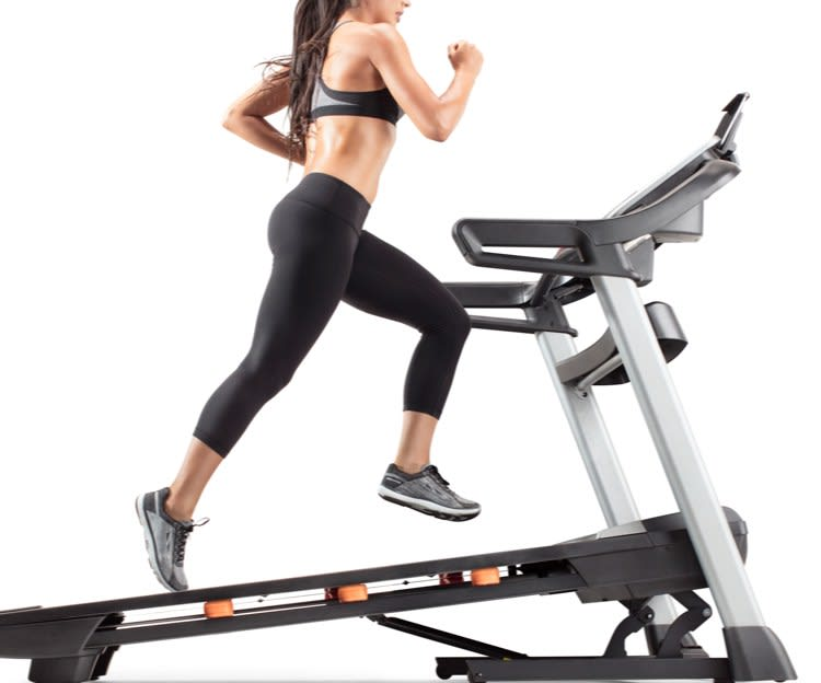 Workout Warehouse Treadmills NordicTrack C 1650  gallery image 6