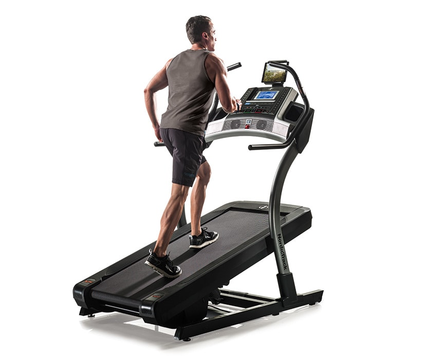 Workout Warehouse Treadmills NordicTrack X7i Incline Trainer  gallery image 4