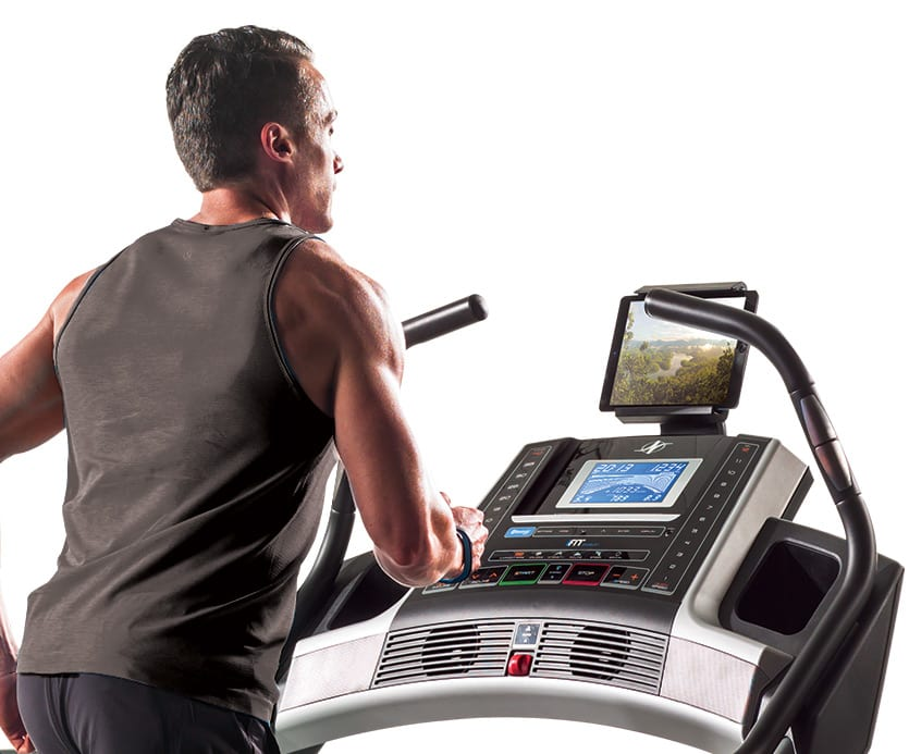 Workout Warehouse Treadmills NordicTrack X7i Incline Trainer  gallery image 5