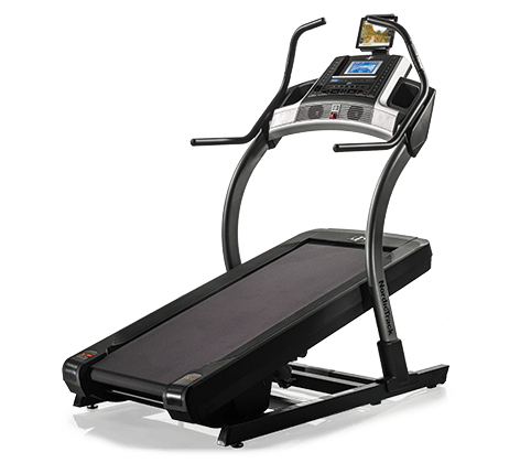 Workout Warehouse NordicTrack X7i Incline Trainer Treadmills
