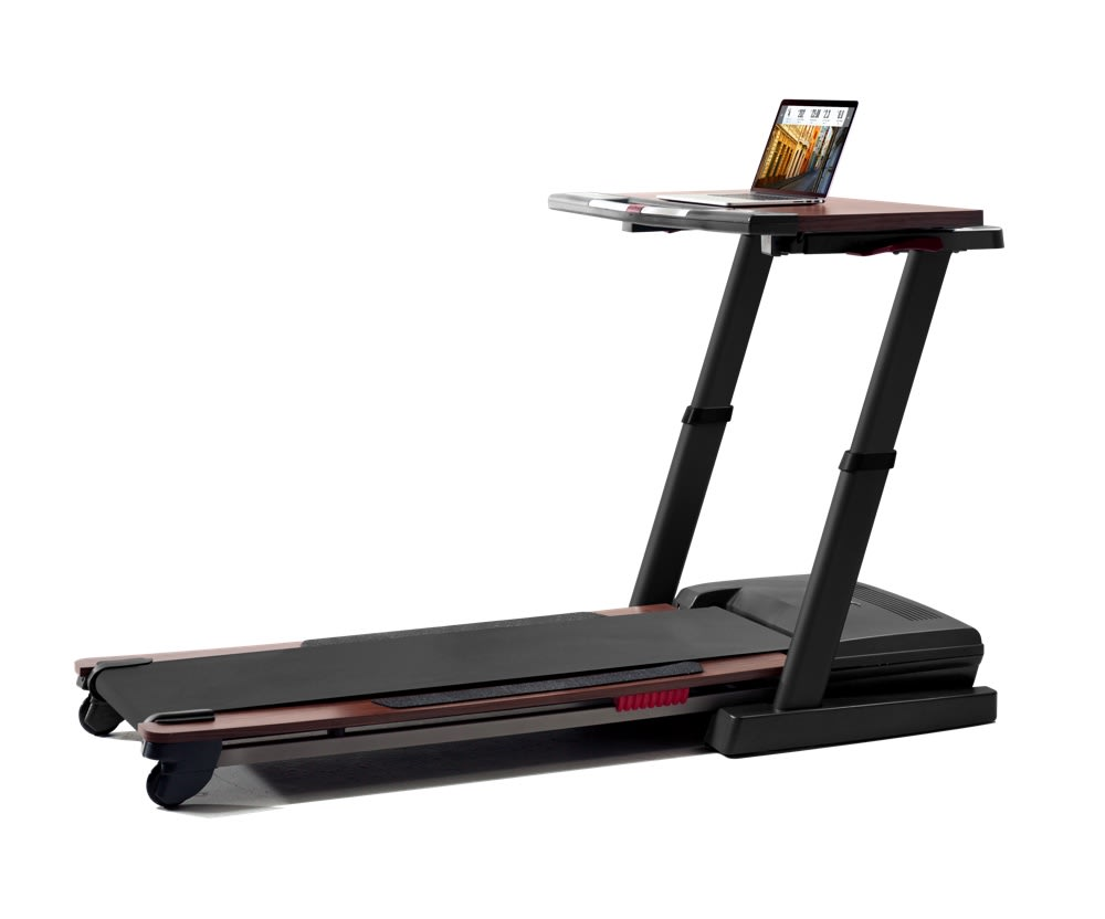 Workout Warehouse NordicTrack Treadmill Desk Platinum Treadmills NordicTrack Treadmill Desk Platinum