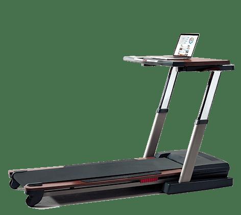 Workout Warehouse Treadmills NordicTrack Treadmill Desk Platinum