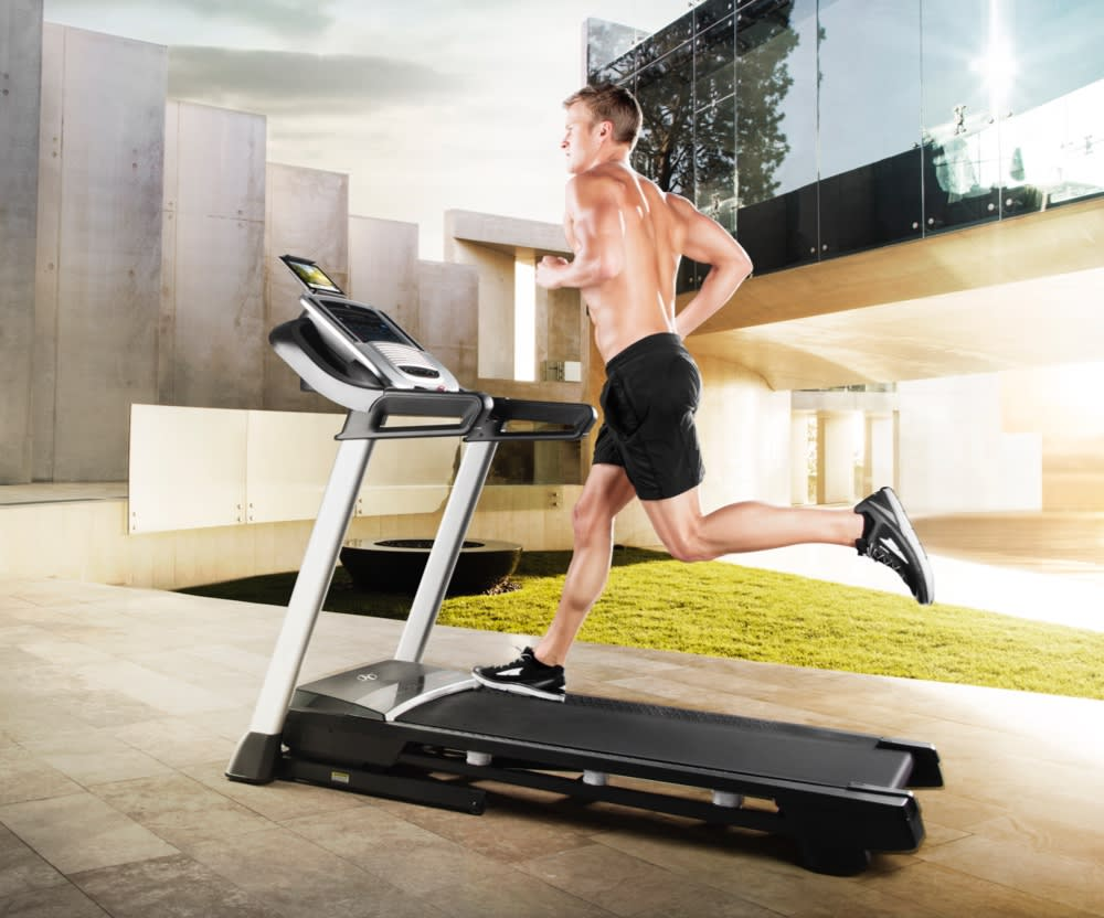 Workout Warehouse Treadmills NordicTrack C 700  gallery image 3