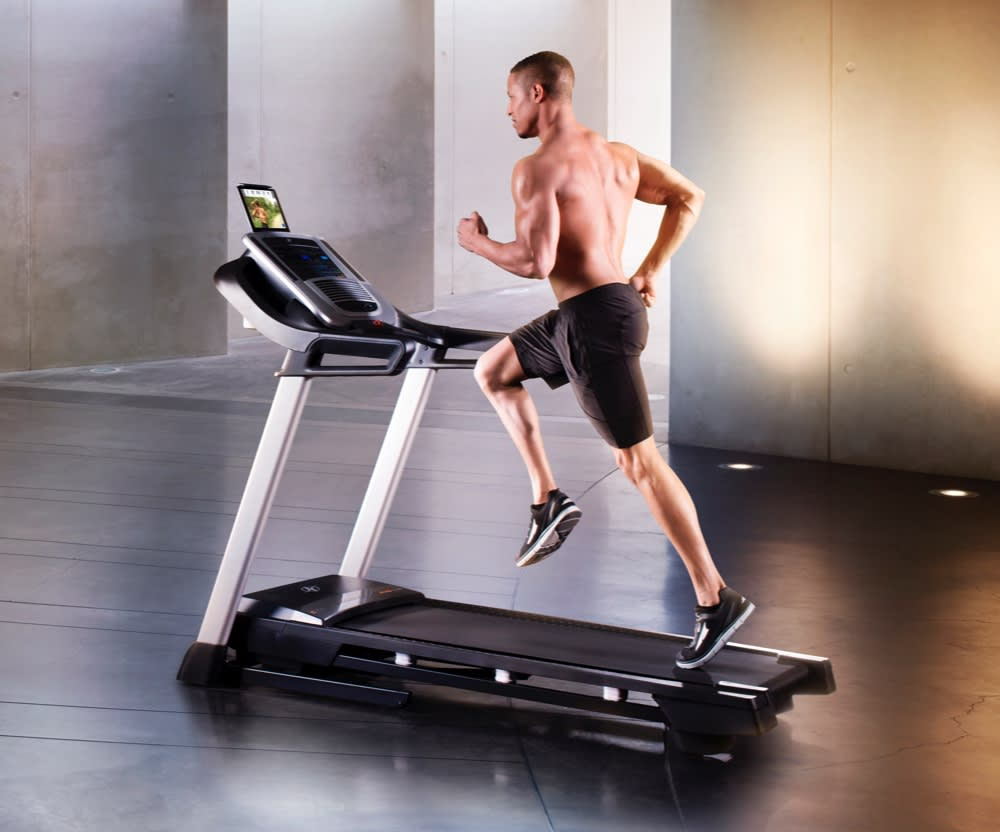 Workout Warehouse Treadmills NordicTrack C 700  gallery image 5