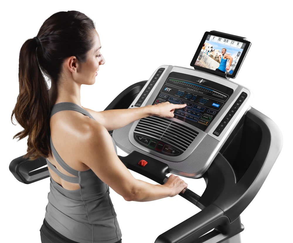 Workout Warehouse Treadmills NordicTrack C 700  gallery image 6