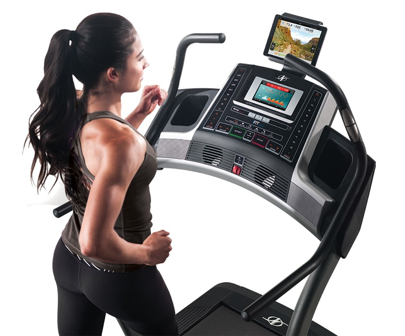Workout Warehouse Treadmills NordicTrack X9i Incline Trainer  gallery image 3