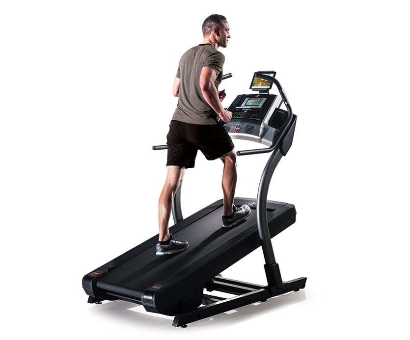 Workout Warehouse Treadmills NordicTrack X9i Incline Trainer  gallery image 4