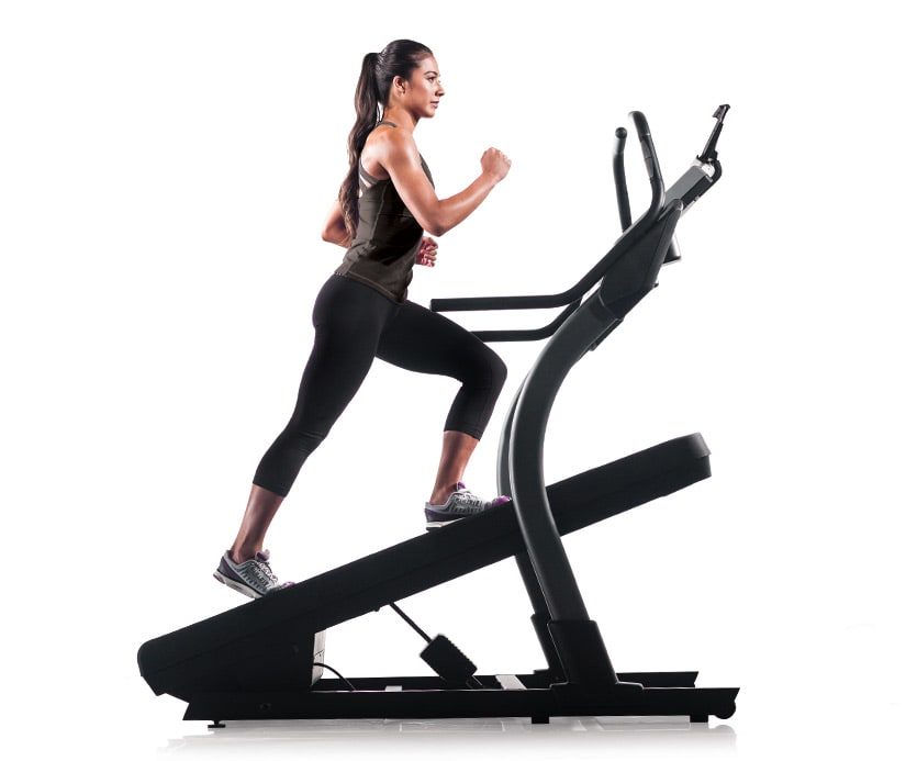 Workout Warehouse Treadmills NordicTrack X9i Incline Trainer  gallery image 5