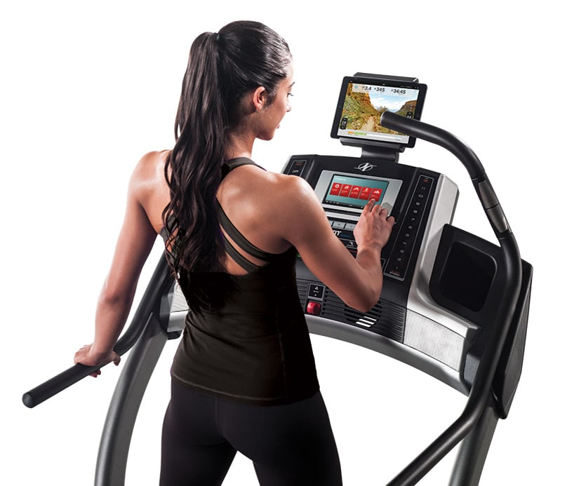 Workout Warehouse Treadmills NordicTrack X9i Incline Trainer  gallery image 6