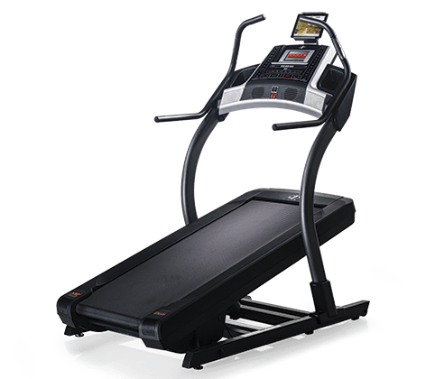 Workout Warehouse Treadmills NordicTrack X9i Incline Trainer