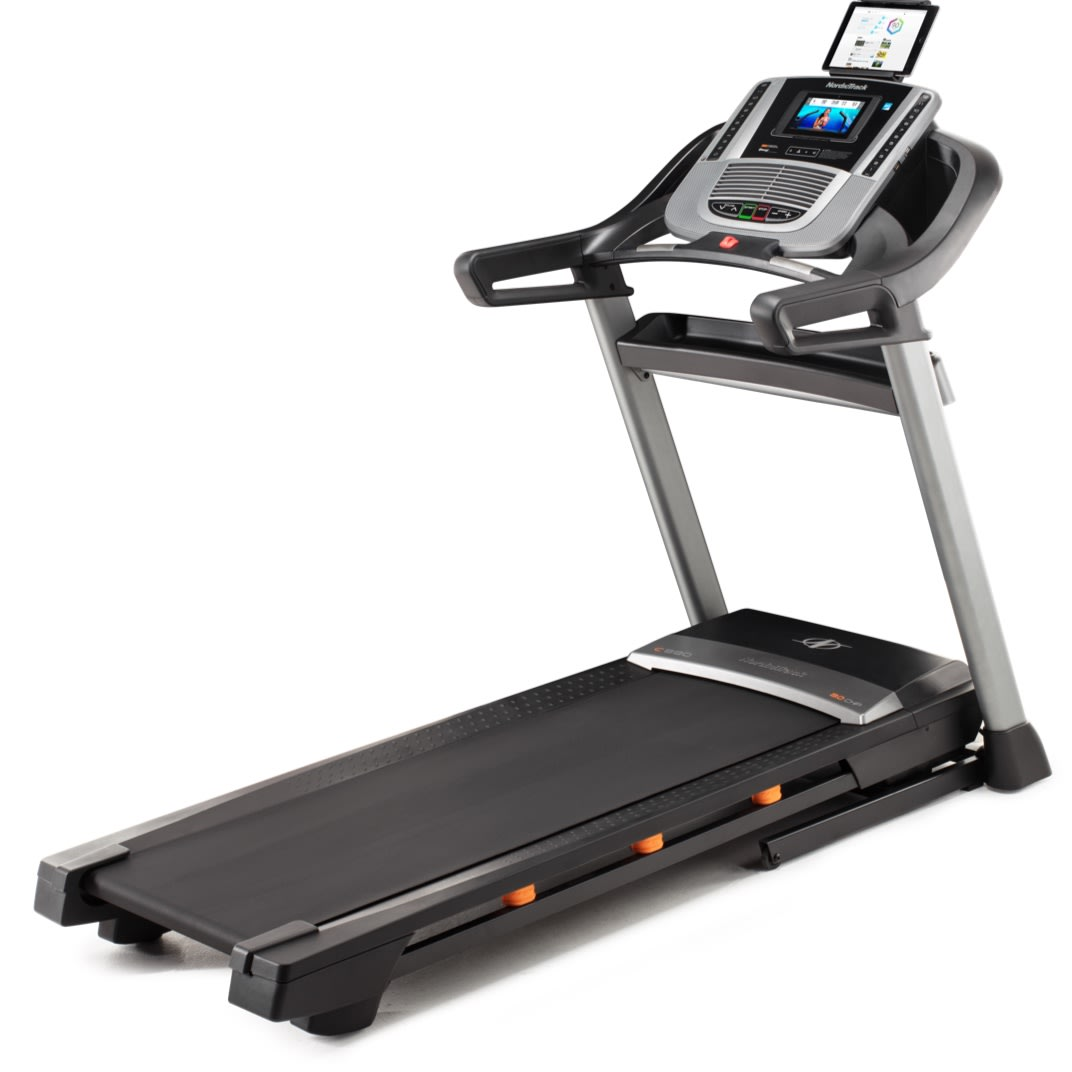 Workout Warehouse NordicTrack C 990 Treadmills NordicTrack C 990 Treadmill