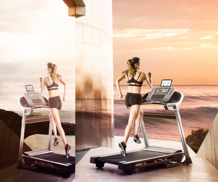 Workout Warehouse Treadmills NordicTrack C 990  gallery image 6