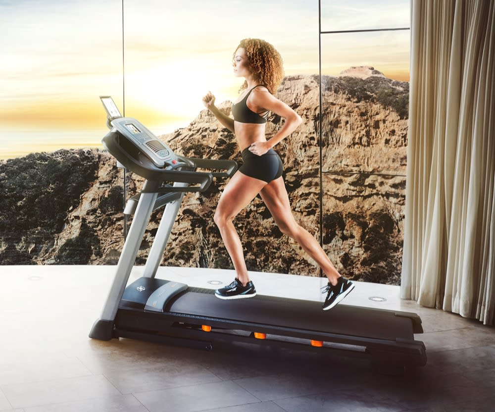 Workout Warehouse Treadmills NordicTrack C 990  gallery image 7