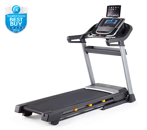 Workout Warehouse NordicTrack C 990 Treadmills