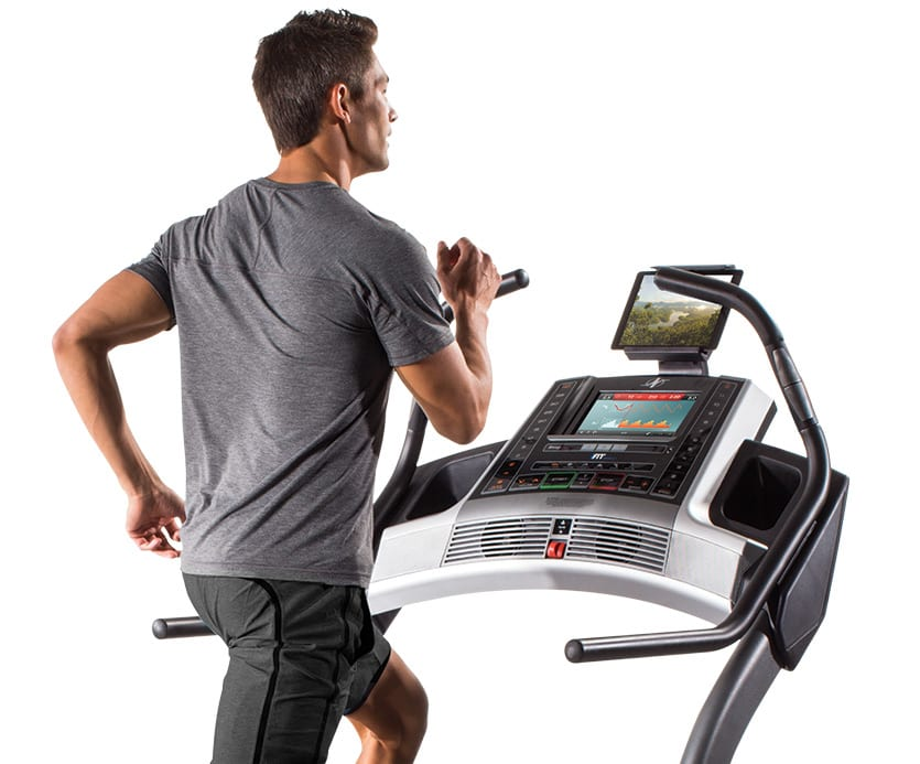 Workout Warehouse Treadmills NordicTrack X11i Incline Trainer  gallery image 3