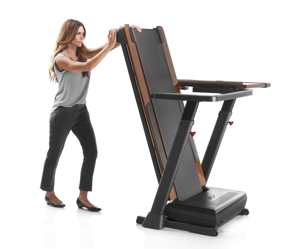 Workout Warehouse Treadmills NordicTrack Treadmill Desk  gallery image 7