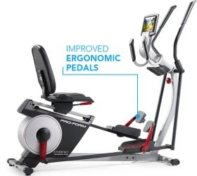 Workout Warehouse ProForm Hybrid Trainer Pro Ellipticals