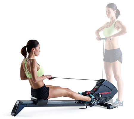 Workout Warehouse ProForm 440R Rower Rowers
