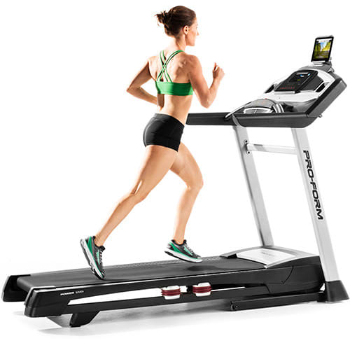 Workout Warehouse Treadmills ProForm Power 1295i